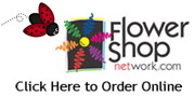 The Lady Bug Studio is a Proud Member of the Flower Shop Network. Order your flowers online at oldsflorist.com.